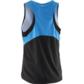 Salming Team Race - Camiseta sin mangas running - azul/negro